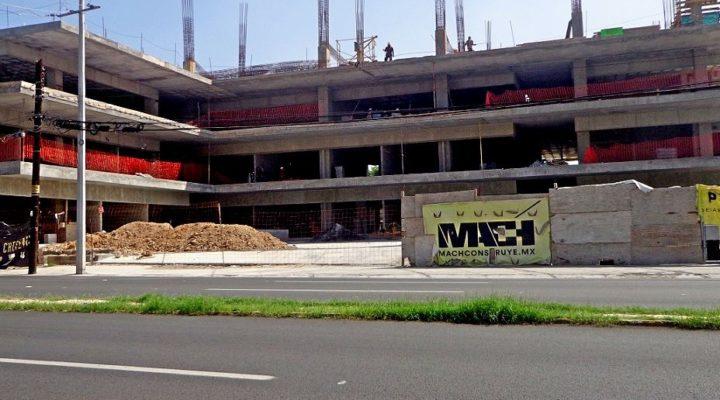 Inicia 1er nivel de 'depas' de proyecto mixto en Obispado