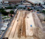 Inician obras de complejo industrial 'multinaves' en San Nicolás