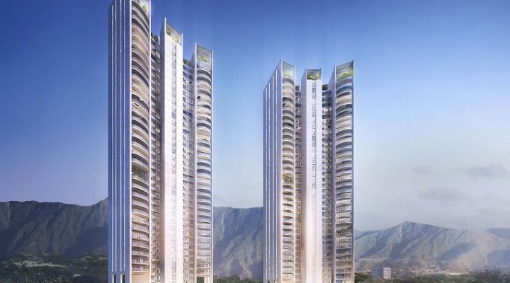 Planean construcción de torre de 39 pisos en Av. Vasconcelos