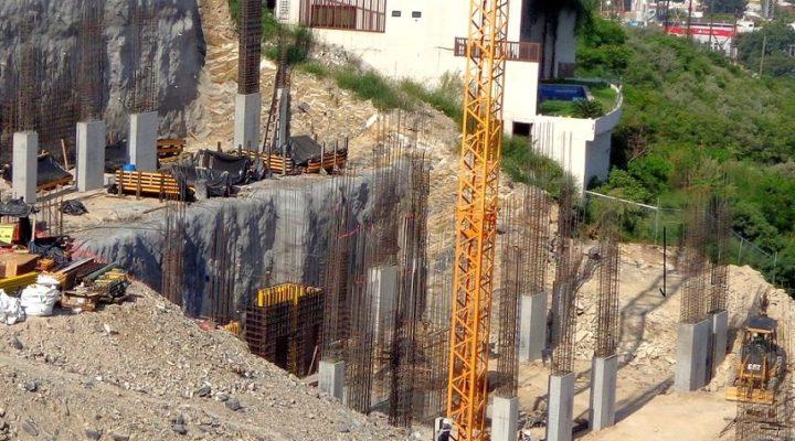 Arranca cimentación de complejo mixto en San Jerónimo