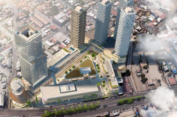 Proyectan complejo de uso mixto de 185 mil m2 en Tijuana