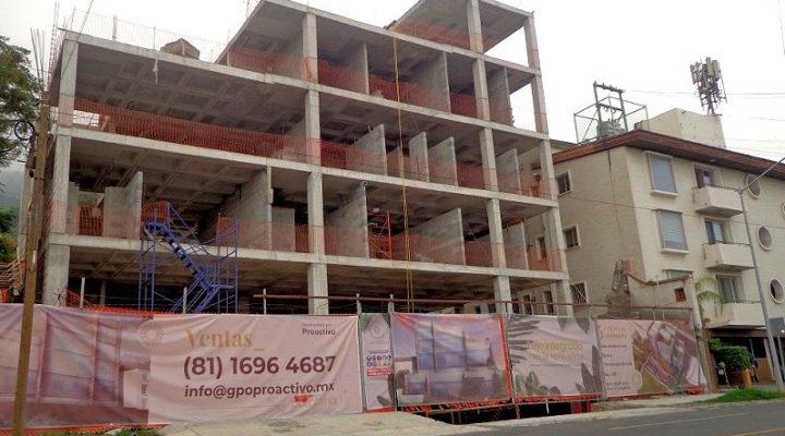 Iniciará pronto fase de acabados de torre 'boutique' en SP