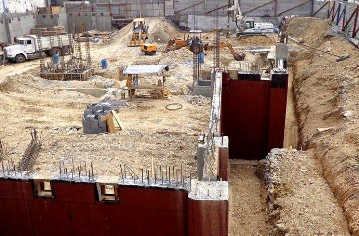 Avanza cimentación de edificio de 7 mil 600 m2 en GPE