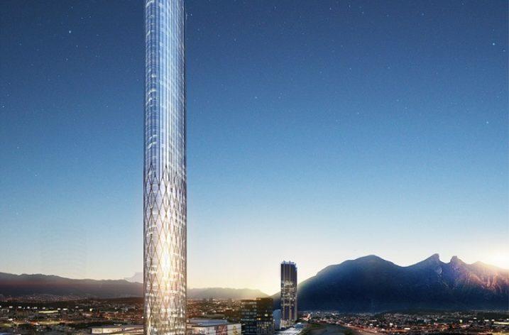 Inicia excavación para levantar torre en MTY; alcanzaría los 69 pisos