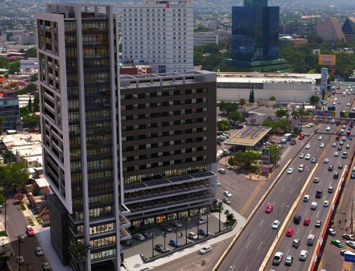 Definen constructora para levantar torre de 34 mil m2 en MTY