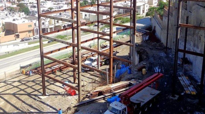 Inicia fase estructural proyecto mixto en Valle Oriente