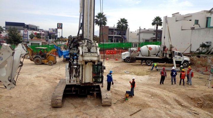 Arrancan obras preliminares para levantar torre empresarial en MTY