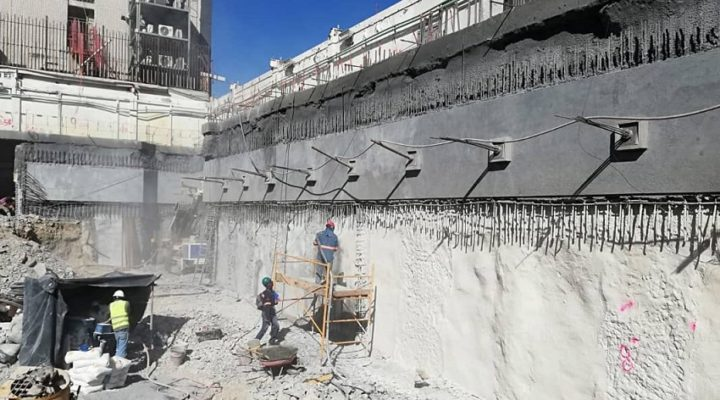 Se acerca fase estructural de torre de 30 niveles en MTY