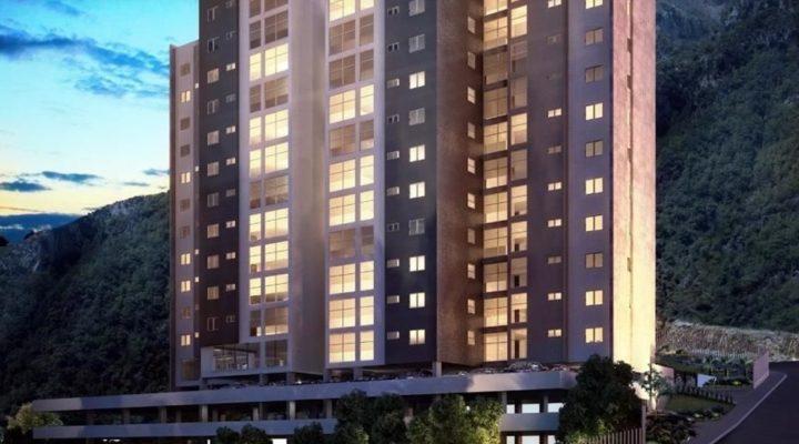 Inician obras para levantar torre de 14 pisos al sur de MTY
