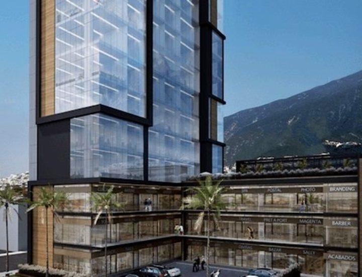 Designan gerencia de proyecto de 22 niveles en MTY