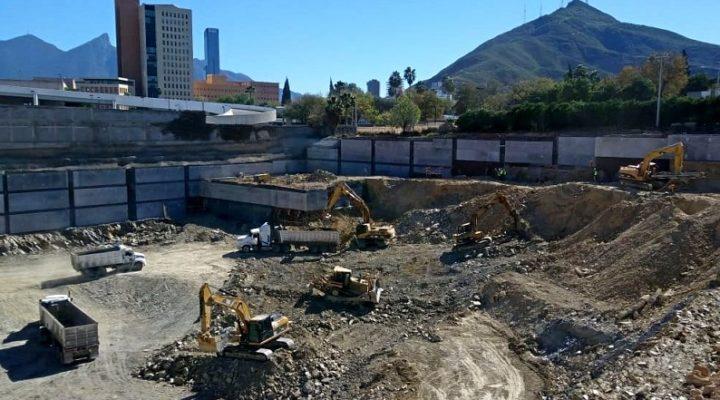 Eligen 1er constructor de 'megacomplejo' multiusos en Valle Oriente