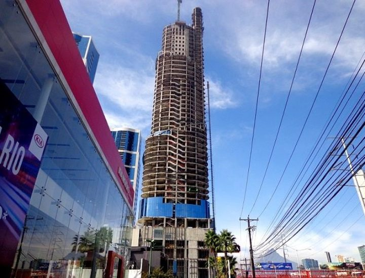 Alistan última etapa de rascacielos en San Agustín