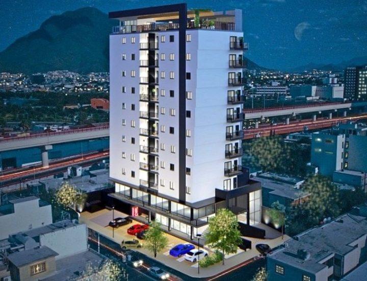 Arribará un nuevo desarrollo vertical al Centro de MTY