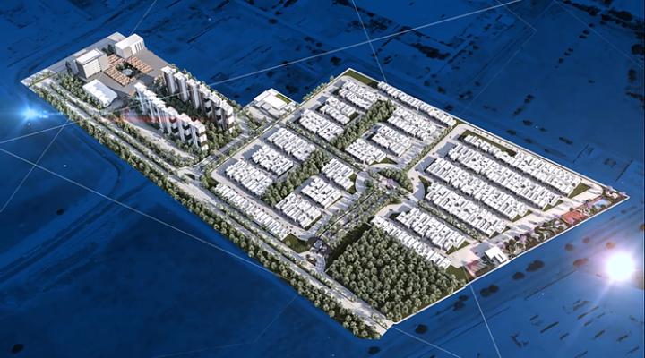Inicia primer distrito vertical de Aguascalientes; levantarán 14 torres