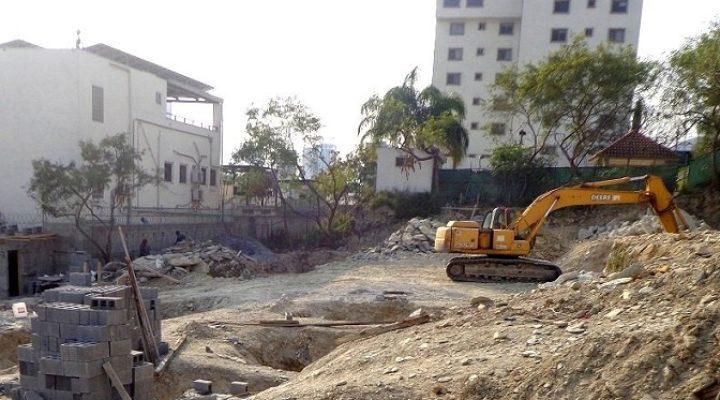 Inicia construcción de torre de 'depas' en Santa María
