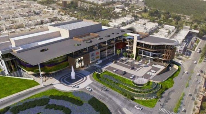 Alcanza nivel de suelo estructura de complejo de 100 mil m2 en San Pedro