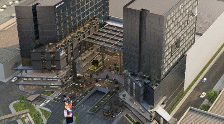 Proyectan levantar 'street mall' de usos múltiples en Av. Universidad