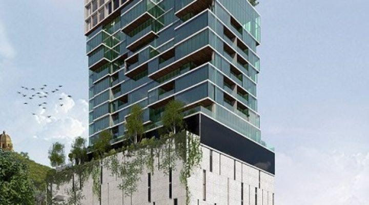 Confirman 'project management' para torre en el Obispado