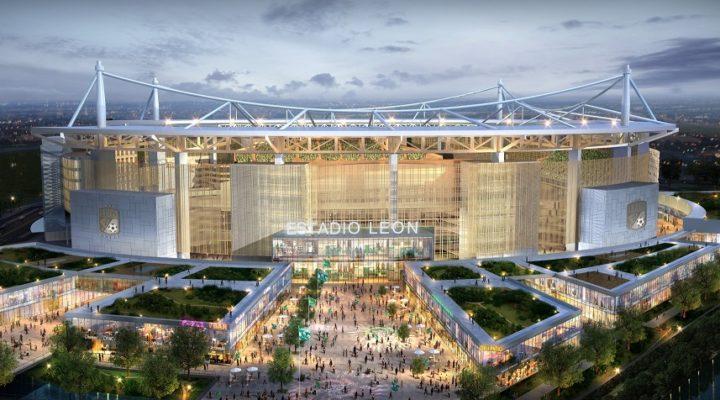 Dan 'luz verde' para construir nuevo estadio en León