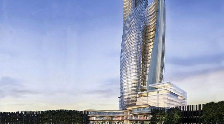 Avanza construcción de rascacielos de 42 niveles en MTY; concluiría obra en 2020