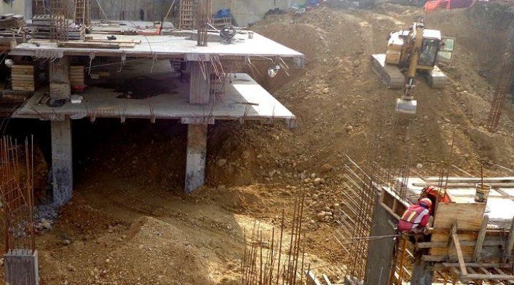 Inicia estructura de complejo de 19 mil m2 en San Pedro