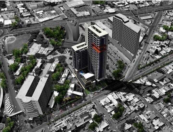 Reiniciarán proyecto de 29 niveles en MTY; estrenan constructor