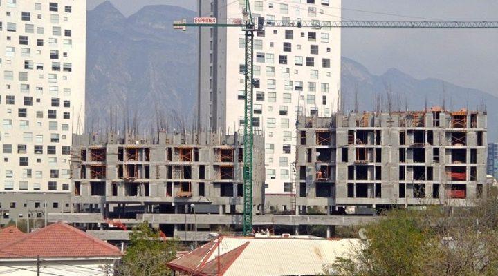 Despuntan torres de 'depas' en la zona Valle Poniente