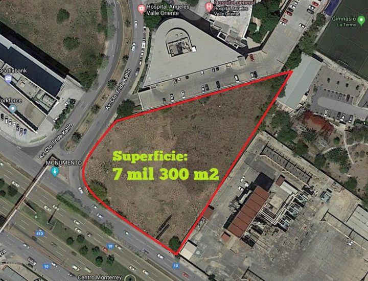 Avanza preconstrucción de proyecto de 100 mil m2; tendrá 27 pisos