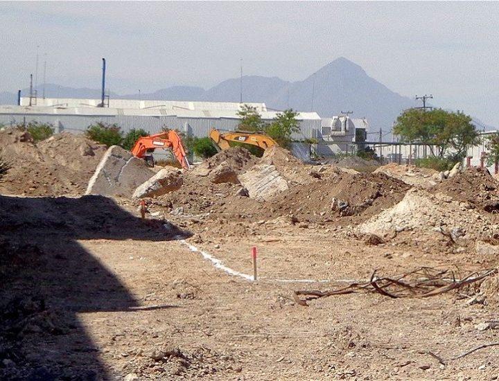 Inicia construcción de oficinas con bodega en Apodaca