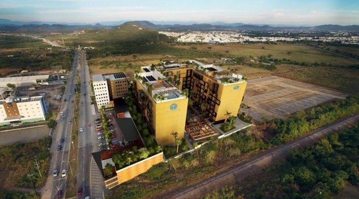 Proyectan construcción de conjunto de uso mixto en Mazatlán