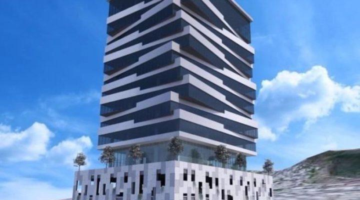 Arranca cimentación de edificio corporativo de 16 niveles