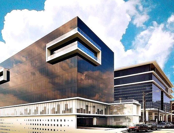 Inicia fase estructural de torre mixta de 12 niveles