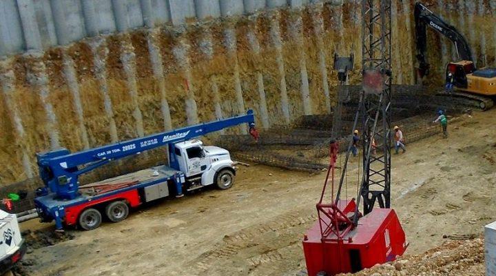 Reinician obras de torre de uso mixto; invertirán 840 mdp
