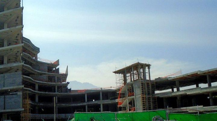 Avanza estructura de complejo de uso mixto de 24 mil m2