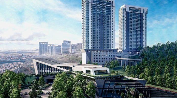 Levantarán 1ª Etapa de conjunto habitacional de 4 torres