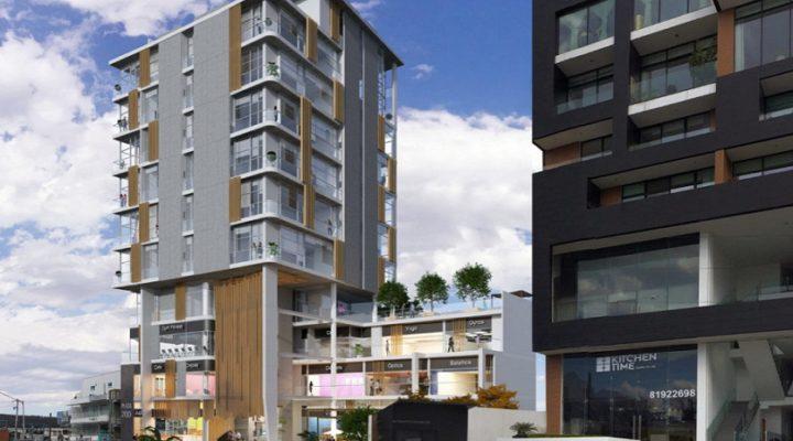 """Alcanza nivel """"Cero"""" torre de uso mixto de 11 pisos"""
