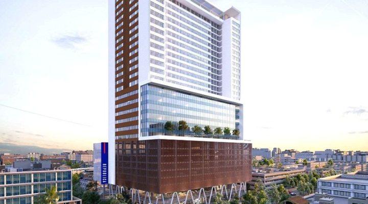 Arrancan obras preliminares de torre de usos múltiples de $1,280 mdp