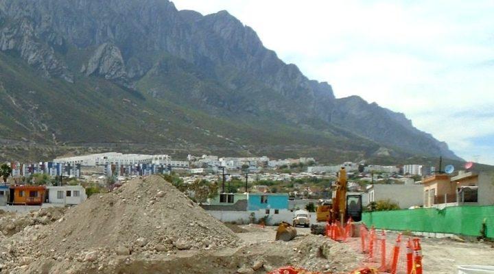 Inician trabajos preliminares para edificar torres 'gemelas'