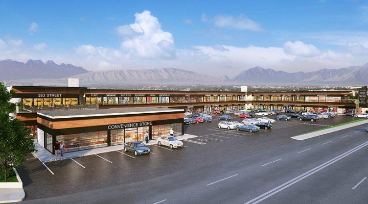 Edifican proyecto comercial de 38 locales; tendrá 122 cajones