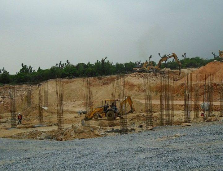 Inicia cimentación de 3 torres de vivienda; invertirán 200 mdp
