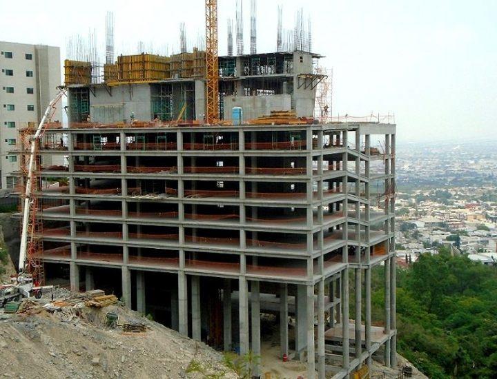 Alcanza 68% de avance etapa estructural de torre habitacional