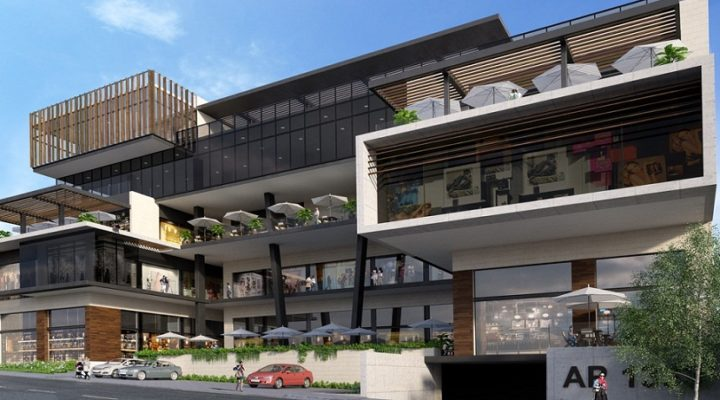 Edificarán inmueble comercial en Colinas; tendrá 4 sótanos