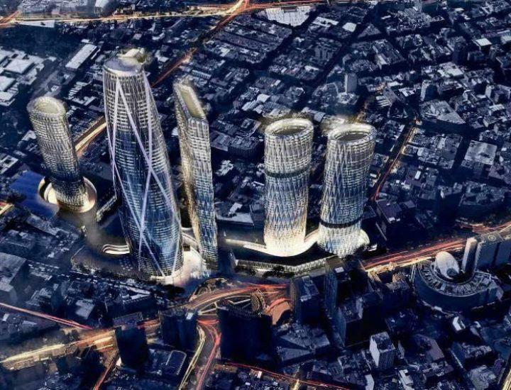 Ya hay fecha para el inicio de obra de rascacielos de 316 m