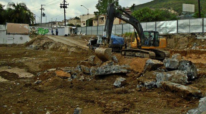 Inician obras preliminares para edificar proyecto de uso mixto