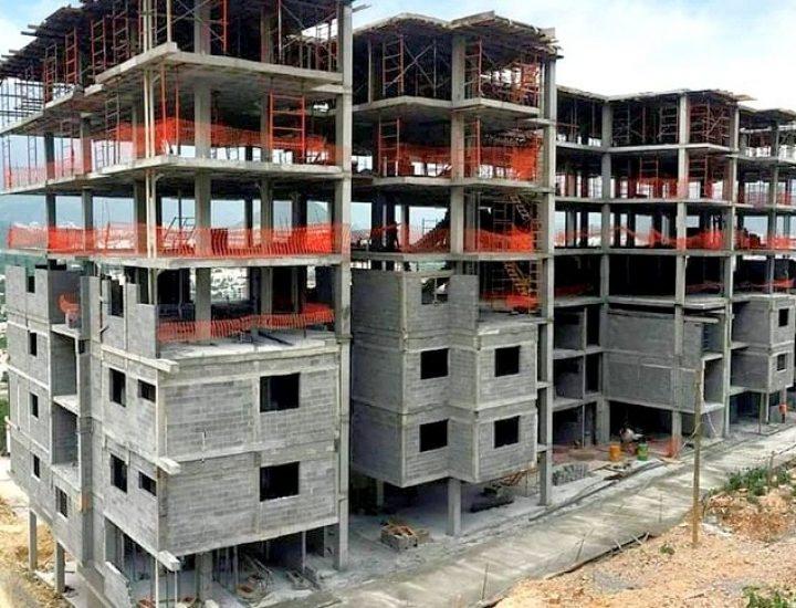 Avanza construcción de primera torre habitacional (de 4) en MTY
