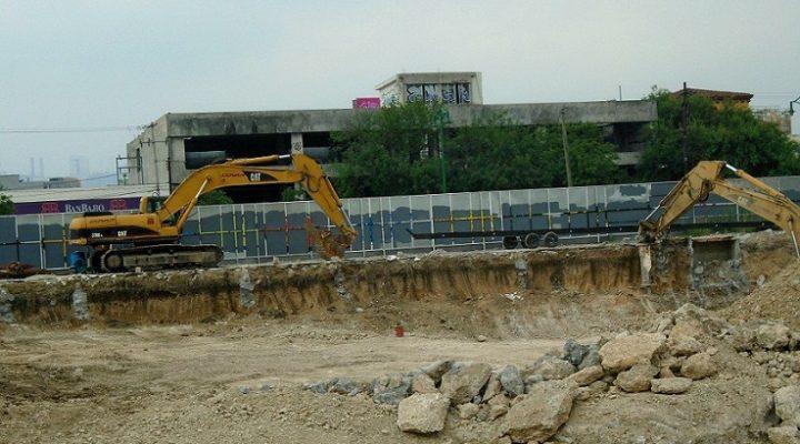 Avanza excavación de proyecto de 31 niveles en MTY