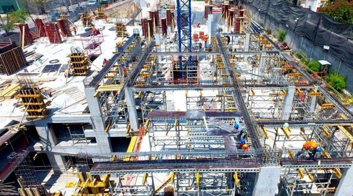Construyen sótanos de proyecto de 11 mil 400 m2 en MTY