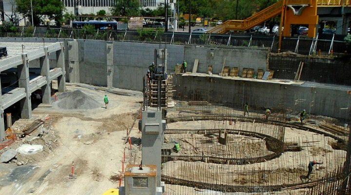 Avanza ejecución de nueva fase de centro comercial