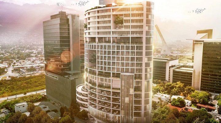 Proyectan torre vanguardista de 1er mundo en MTY