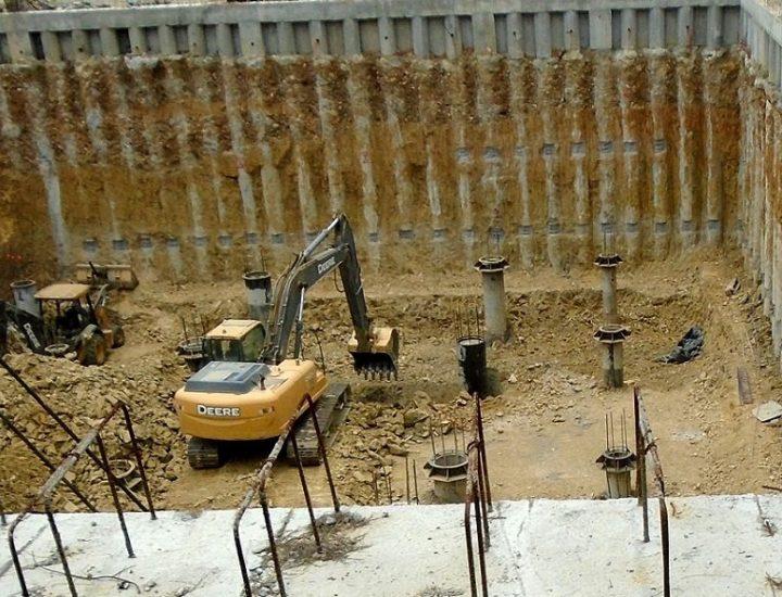 Se pone en marcha fase de cimentación de complejo de usos múltiples